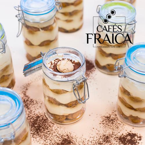 Recette-Cafés Fraica- Tiramisu au café