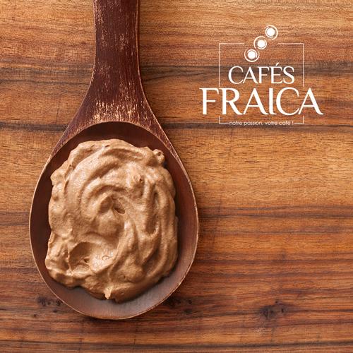 Recette mousse au café - Cafés Fraica