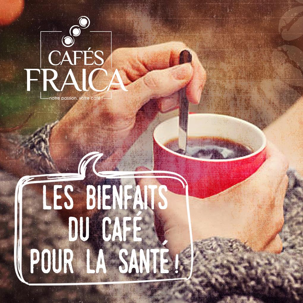 Les bienfaits du café sur la santé